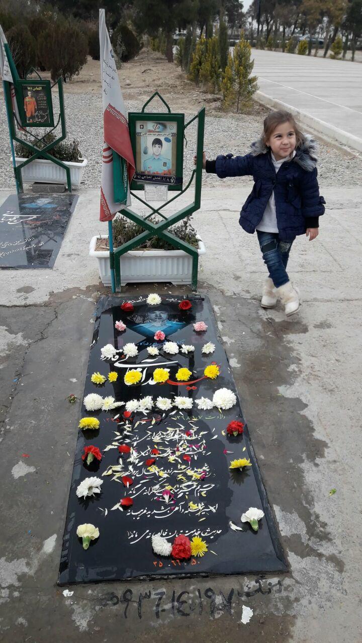 روایت عشق، آتش، دود و آوار/ بی قراری های دختر 3.5 ساله در انتظار صدای قدم های پدر