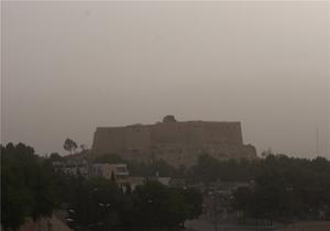 آلودگی هوای استان لرستان به 6 برابر حد مجاز رسید