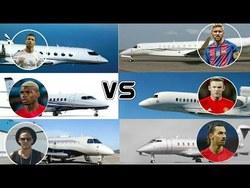 هزینهای که ستارههای فوتبال برای پرواز میدهند