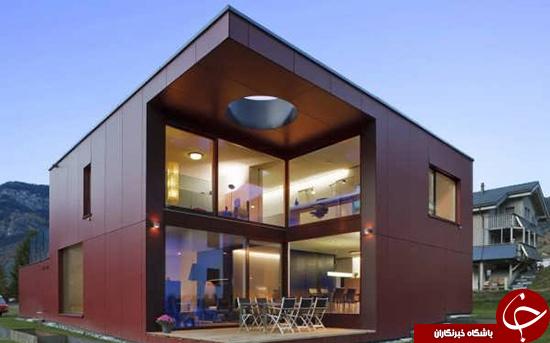 اصول کلی در طراحی نمای ساختمان+تصاویر
