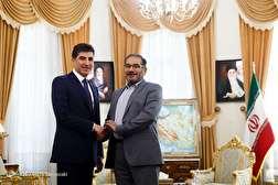 باشگاه خبرنگاران - دیدار نخست وزیر اقلیم کردستان عراق با دبیر شورای عالی امنیت ملی
