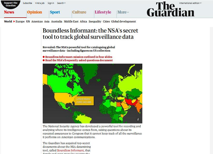 دعوای آمریکاییها برای جاسوسی بیشتر از مردم