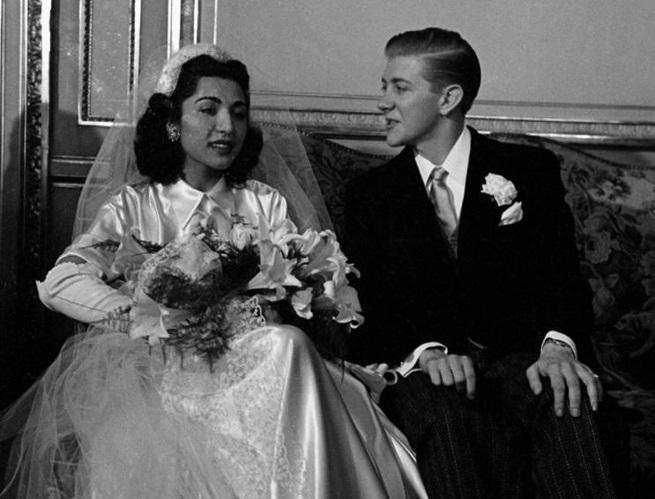 ازدواج فاطمه پهلوی