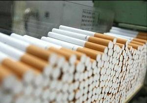 کشف ۳۳۰ هزار نخ سیگار قاچاق توسط پلیس سیب و سوران