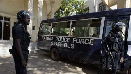 ممنوعیت تجمعات سیاسی در گامبیا لغو شد