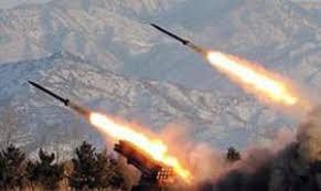 حمله راکتی به مناطق اشغالی در نواحی مرزی با نوار غزه