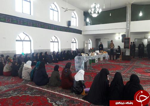 برگزاری جشنواره غذای سالم در روستای تیرکلای ساری + تصاویر