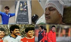 ورزشکارانی که قربانی تصادف شدند+تصاویر