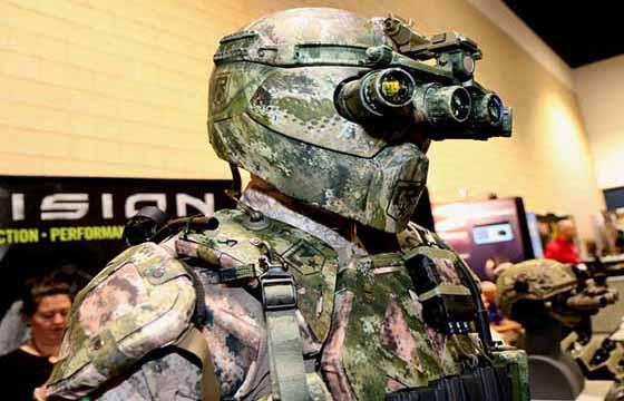 آینده جنگها در گرو سربازان جانسخت