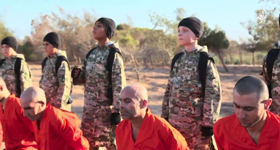 هلاکت جلاد نوجوان داعش تایید شد+تصاویر