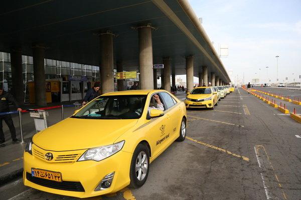 تکذیب افزایش کرایه تاکسی در فرودگاه امام / ابلاغ مقررات جدید مبادلات پولی بین بانکی به بانک ها
