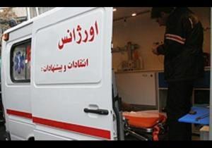 مسمومیت با گاز فاضلاب سه کارگر را روانه بیمارستان کرد