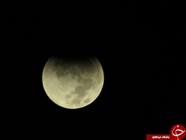 غروب فردا را با ماه گرفتگی سپری کنید