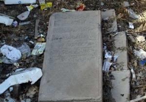 ایجاد المان بر روی قبر مجاهد نهضت مشروطه