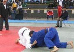 برگزاری مسابقات چند جانبه جودو در زنجان