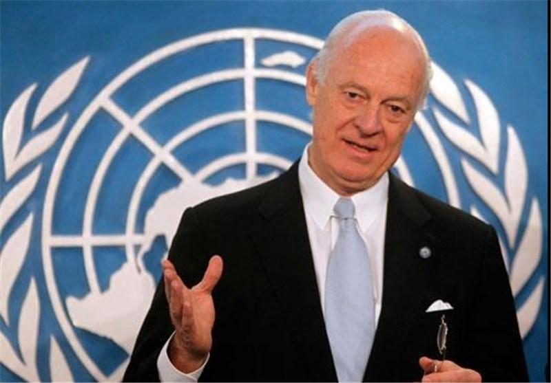 دی میستورا از تشکیل کمیته تدوین قانون اساسی سوریه پس از کنفرانس سوچی خبر داد