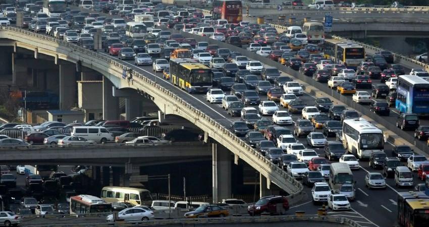 طرح ترافیک جدید منهای زیرساخت