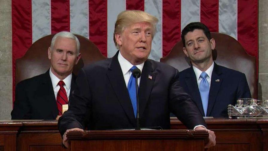 سیانان: 5 نکته برجسته از سخنرانی سالانه دونالد ترامپ
