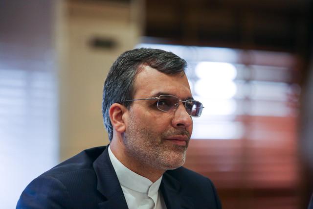 جابری انصاری با تعدادی از شخصیتهای معارضه ملی سوریه دیدار کرد