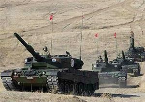 عملیات عفرین ترکیه و خواب جدید غرب برای سوریه + صوت
