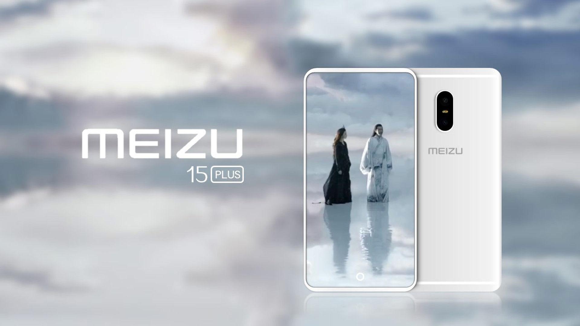تصاویر فاش شده Meizu 15 Plus جایی برای رویاپردازی باقی نمیگذارند + تصاویر