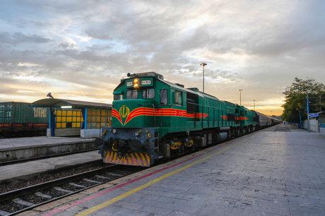 افزایش جابجایی کالا از راه آهن هرمزگان