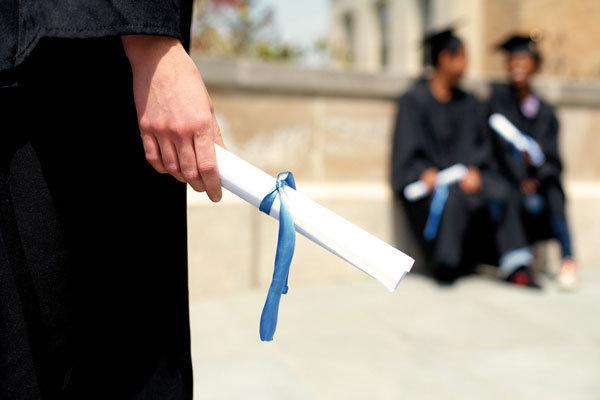 توقف اعطای بورس داخلی به دانشجویان دکترا