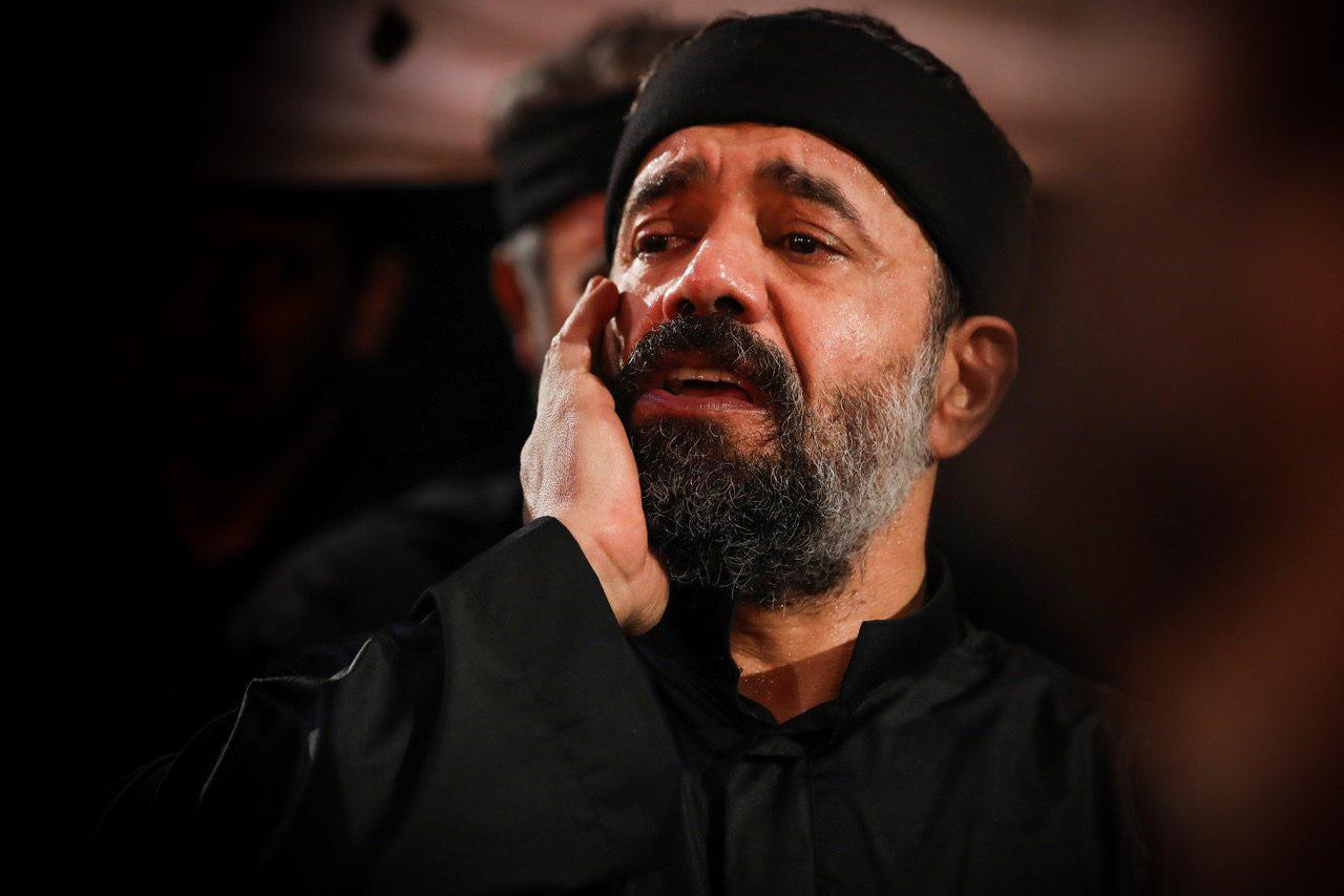 دانلود مداحی از مزار توست تا صحن نجف با نوای محمود کریمی + فیلم
