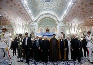 انقلاب اسلامی یک تحول عظیم در نظام لیبرالی مردم سالاری ایجاد کرد