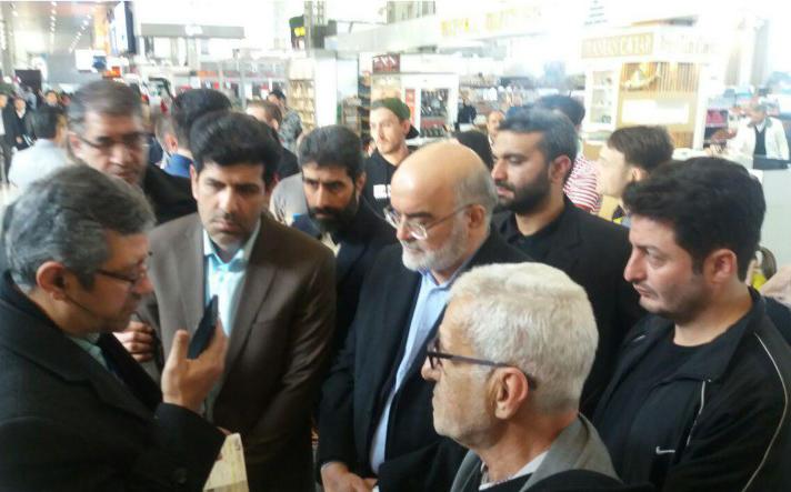 ورود سازمان بازرسی کل کشور به موضوع مشکلات مردم در فرودگاه امام خمینی(ره)