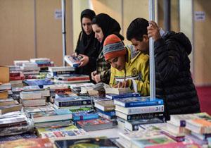 برپایی نمایشگاه بزرگ کتاب به مناسبت دهه فجر در سالن خدمات بندر شهید رجایی