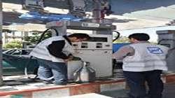 هزارو 700 نازل عرضه سوخت مایع در زنجان مورد آزمون قرار گرفت