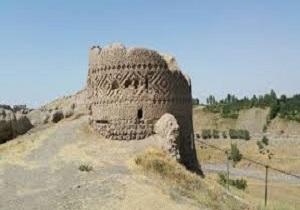 کهنه قلعه مشگین شهر یادگار دوران ساسانی