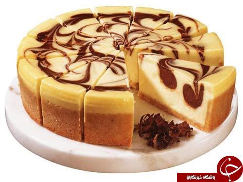 ساده ترین روش تهیه کیک