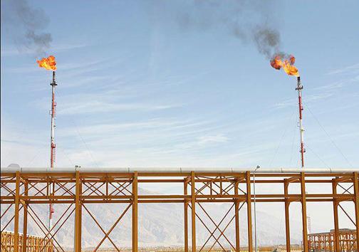 پیشرفت پروژه های گازرسانی در استان کردستان///