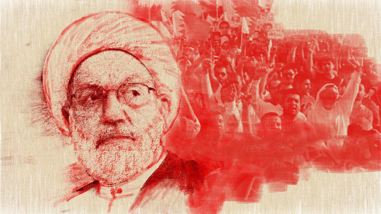 شعلهای که همچنان در بحرین فروزان است