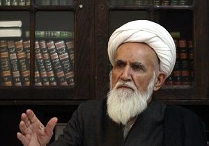 مراسم چهلمین روز درگذشت آیت الله حائری شیرازی برگزار شد