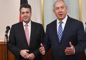 دیدار نتانیاهو و گابریل/ اختلاف نظر اسرائیل و آلمان بر سر توافق هستهای ایران