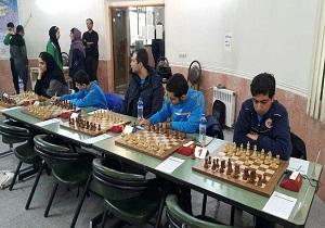 دومین پیروزی تیم شطرنج شهرداری تبریز در لیگ برتر کشور