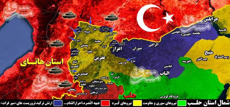 چرا عملیات ترکیه داد آمریکاییها را درآورد؟ /اردوغان، ترامپ را دور زد