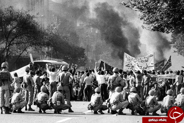 بهمنی که بر سر رژیم پهلوی فروریخت