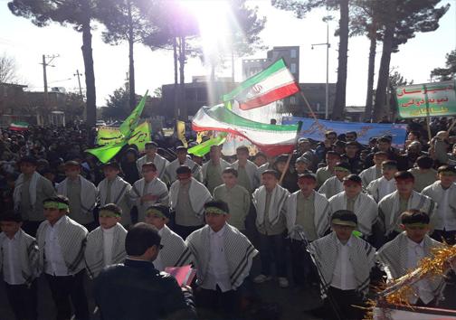 مراسم گرامیداشت ورود امام امت به میهن اسلامی+ تصاویر