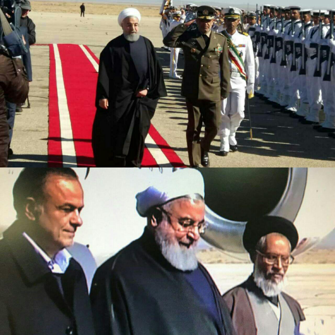 افتتاح طرح های بسیار مهمی در سفر به کرمان