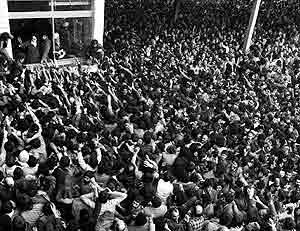 روایتی از خاطرات موسسان مدرسه رفاه در روزهای انقلاب