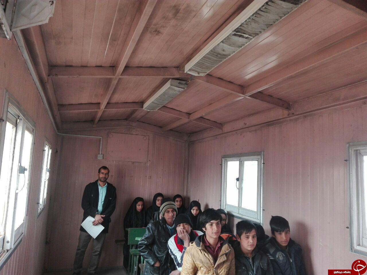 شریان حیاتی روستای ملو دز تربت جام دچار مشکل است