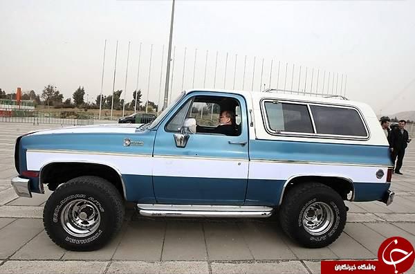 مسیر فرودگاه تا بهشت زهرا به روایت راننده امام خمینی+تصاویر