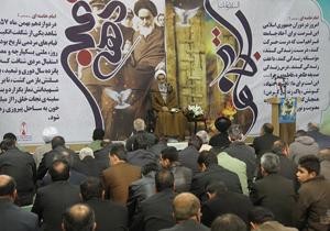 پیروزی انقلاب اسلامی یک حرکت نورانی بود