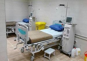 افتتاح بخش دیالیز بیمارستان حضرت معصومه(س) قم