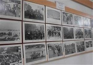 برپایی نمایشگاه عکس انقلاب