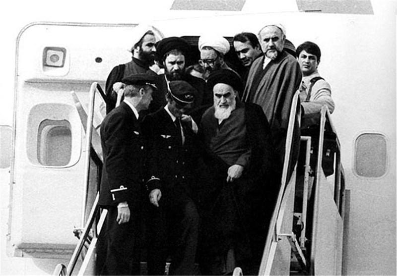 سرنوشت برخی از همراهان امام خمینی در هواپیمای حامل ایشان +فیلم
